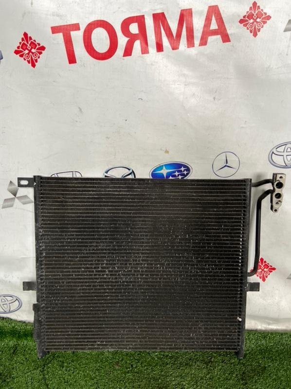 Радиатор кондиционера Bmw X3 E83 N52K