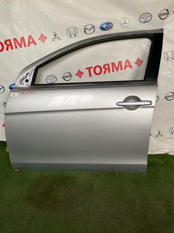 Дверь Mitsubishi Lancer X CX1A передняя левая