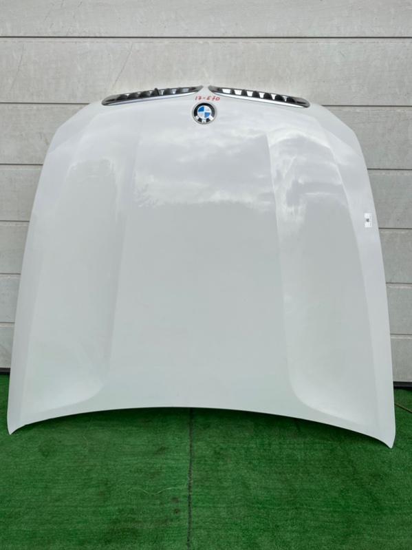 Капот Bmw X5 E70