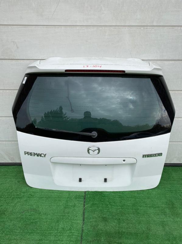 Дверь 5-я Mazda Premacy CP8W