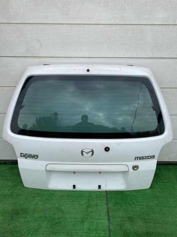 Дверь 5-я Mazda Demio DW3W
