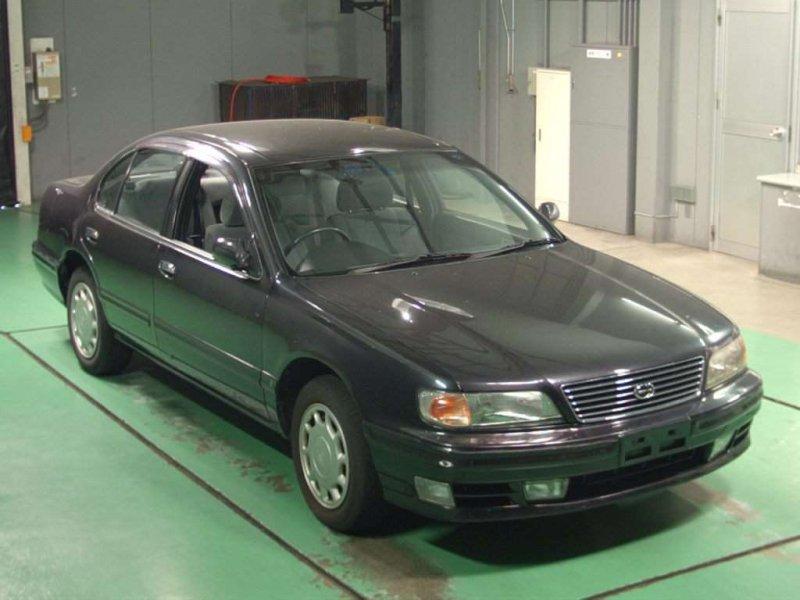 Автомобиль Nissan Cefiro A32 VQ20 1995 года в разбор