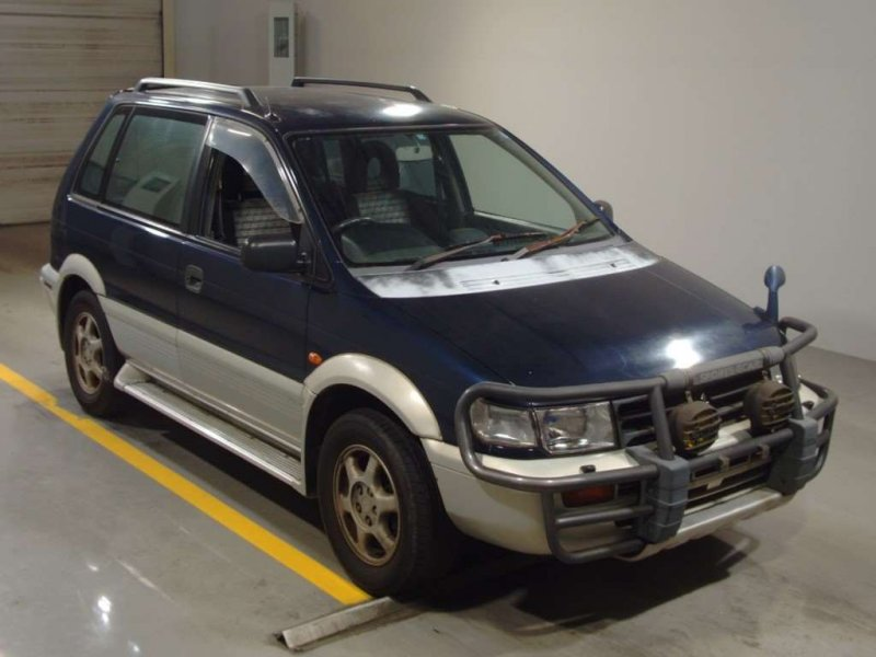Автомобиль Mitsubishi RVR N23W 4G63 DOHC 1995 года в разбор