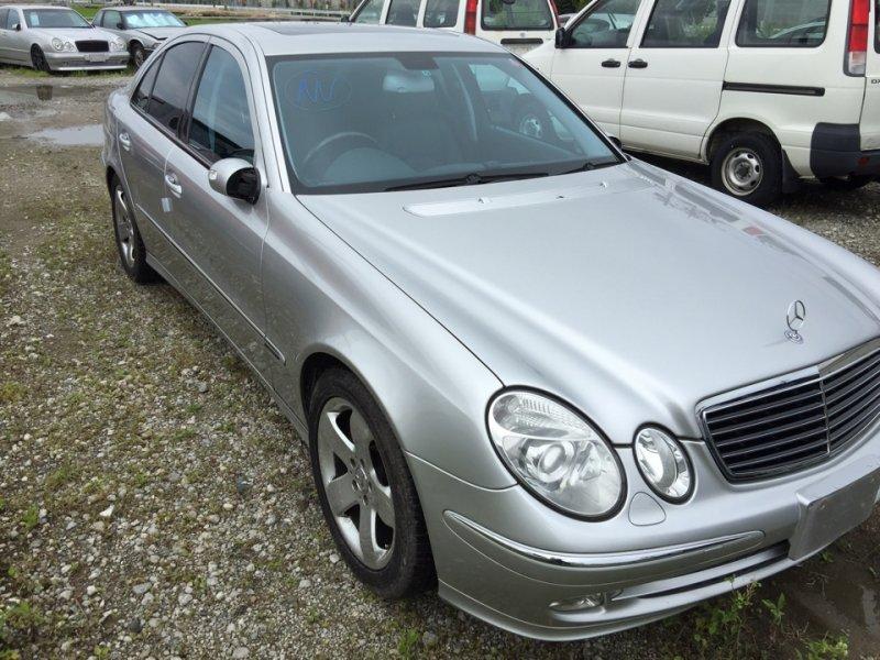 Автомобиль Mercedes e-class W211 M113.967 21/10/2003 года в разбор