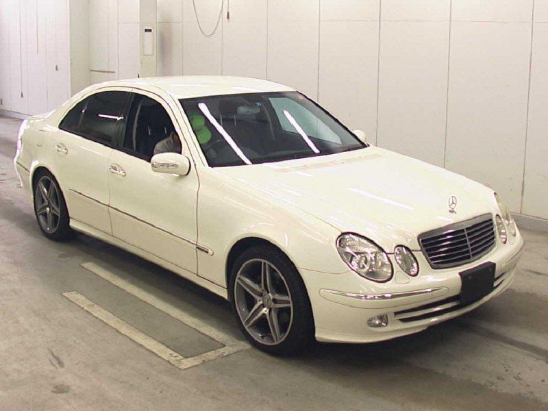 Автомобиль Mercedes e-class W211 M112.949 21/06/2002 года в разбор