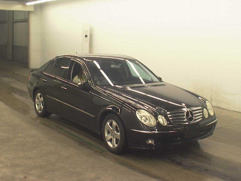 Автомобиль Mercedes e-class W211 M112.949 2003 года в разбор