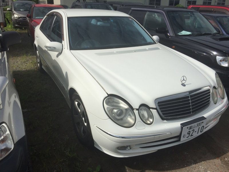 Автомобиль Mercedes e-class W211 M112.949 2004 года в разбор