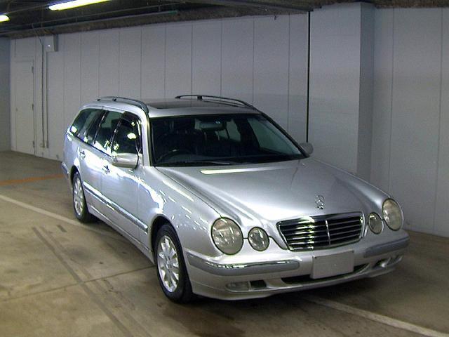 Автомобиль Mercedes e-class W210 M112.914 2000 года в разбор