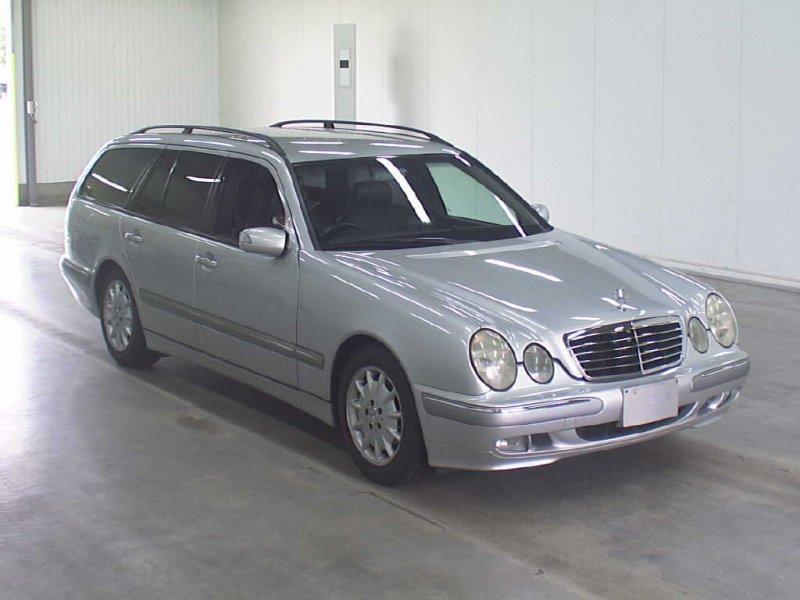 Автомобиль Mercedes e-class W210 M112.914 2001 года в разбор