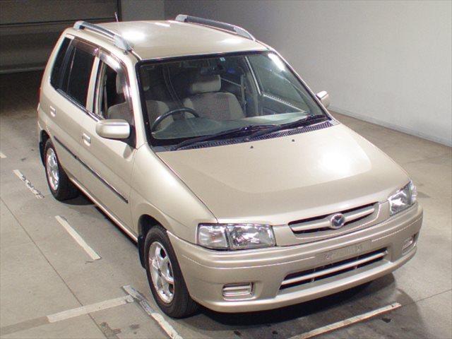 Автомобиль Mazda Demio DW3W B3 1999 года в разбор