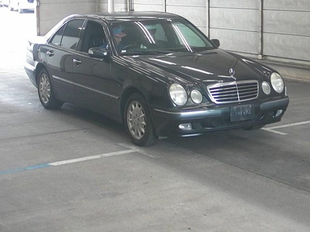 Автомобиль Mercedes e-class W210 M112.941 2000 года в разбор