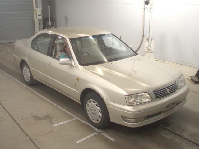 Автомобиль Toyota Camry SV40 4S 1998 года в разбор