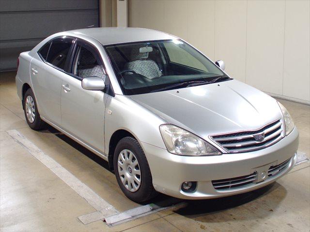 Автомобиль Toyota allion ZZT240 1ZZ 2003 года в разбор