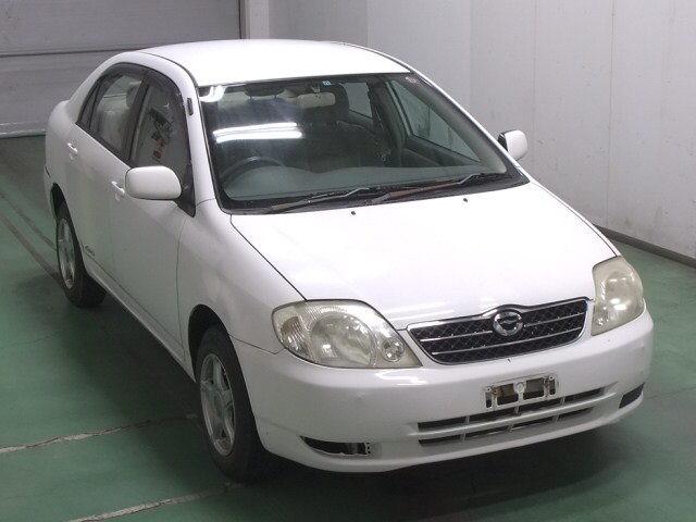 Автомобиль Toyota Corolla NZE124 1NZ 2001 года в разбор