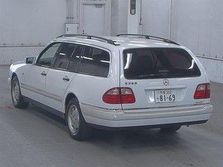 Автомобиль Mercedes e-class W210 M112.911 1998 года в разбор