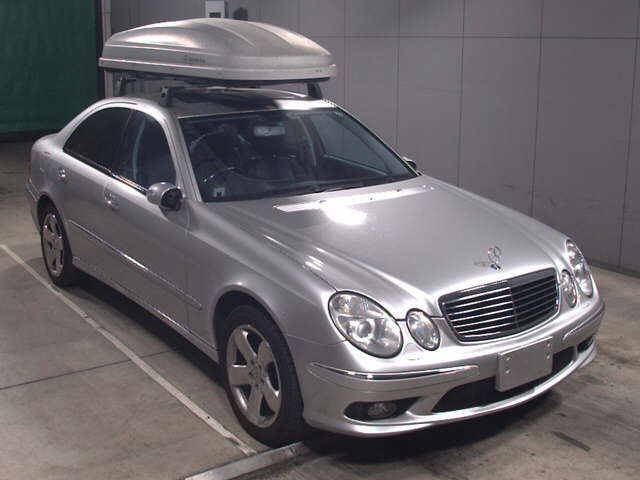 Автомобиль Mercedes e-class W211 M113.967 2002 года в разбор