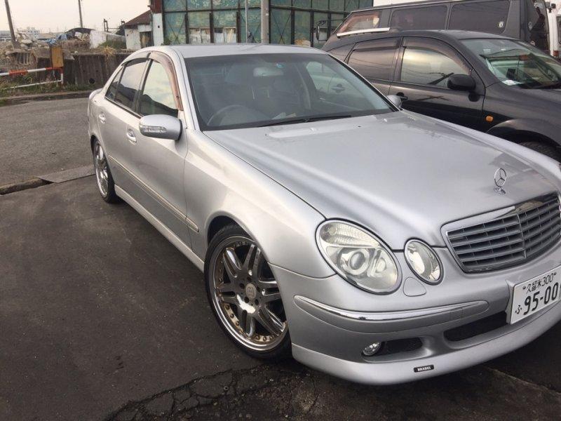 Автомобиль Mercedes e-class W211 M112.913 2002 года в разбор