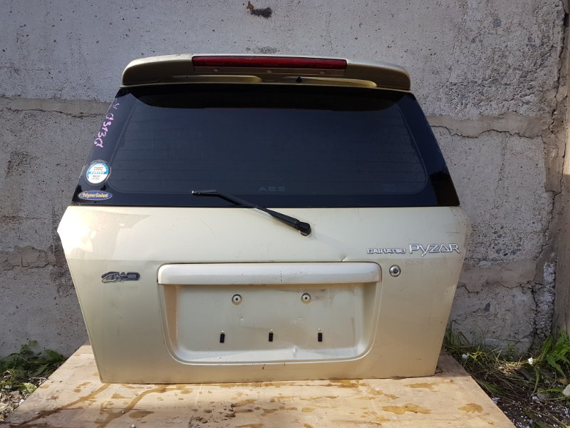 Дверь багажника Daihatsu Pyzar G301G (б/у)