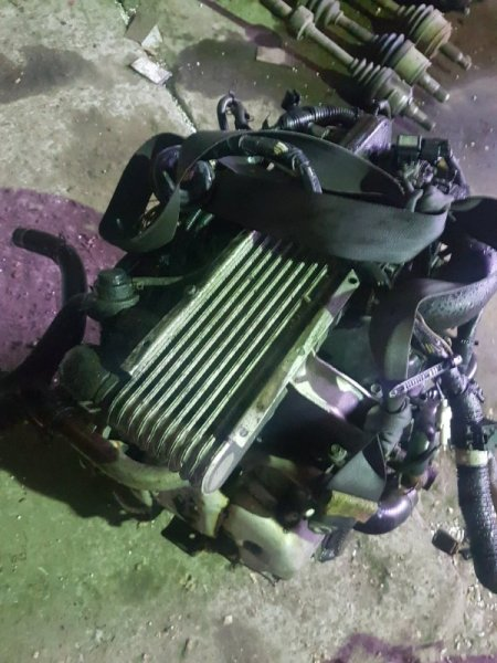 Двигатель Daihatsu Terios Kid J111G EFDET (б/у)