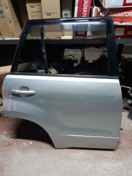 Дверь Suzuki Escudo TD54W задняя правая (б/у)