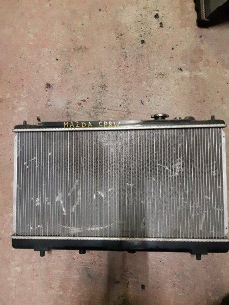 Радиатор двс Mazda Premacy CP8W FP (б/у)