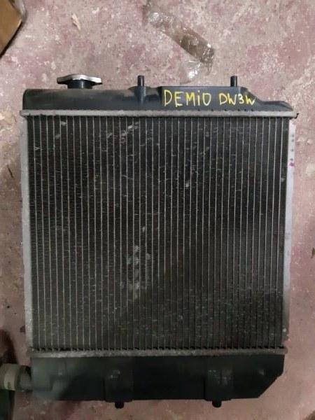 Радиатор двс Mazda Demio DW3W B3 (б/у)
