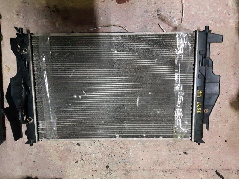 Радиатор двс Mazda Mpv LW3W (б/у)
