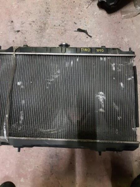Радиатор двс Nissan Avenir B15 (б/у)