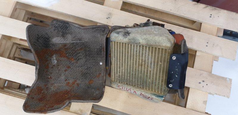 Радиатор печки Nissan Silvia PS13 (б/у)