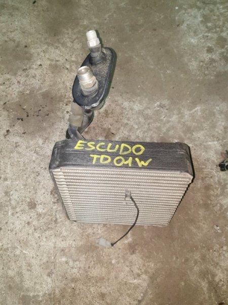 Радиатор печки Suzuki Escudo TD01W G16A (б/у)