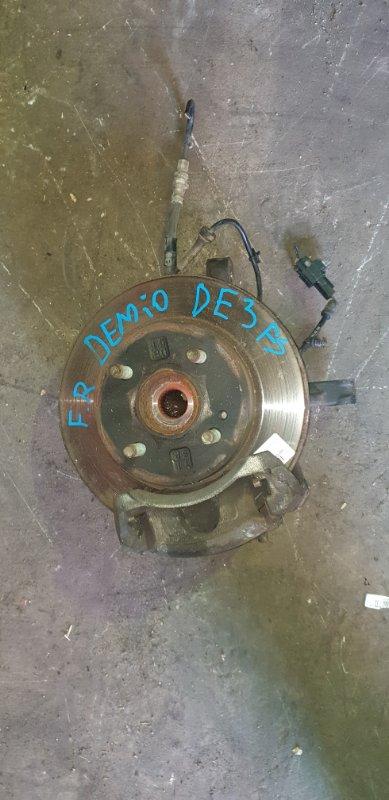 Ступица Mazda Demio DE3FS передняя правая (б/у)