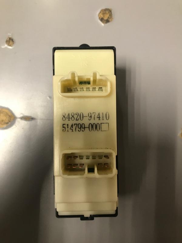 Блок управления стеклами Daihatsu Terios J102G (б/у)