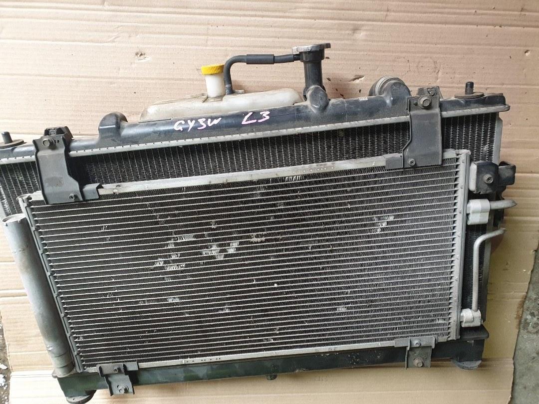 Радиатор двс Mazda Atenza GY3W L3 (б/у)