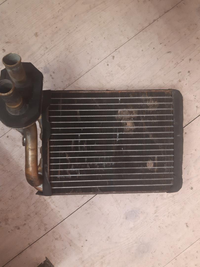 Радиатор печки Mitsubishi Pajero V25 4M40 (б/у)