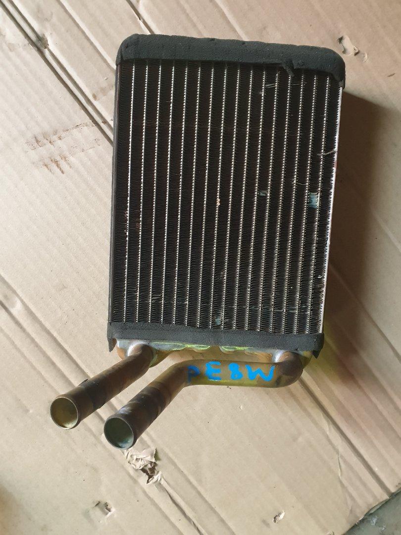 Радиатор печки Mitsubishi Delica PE8W 4M40 (б/у)