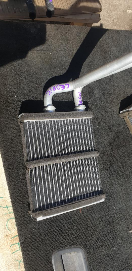 Радиатор печки Nissan Cedric ENY34 (б/у)