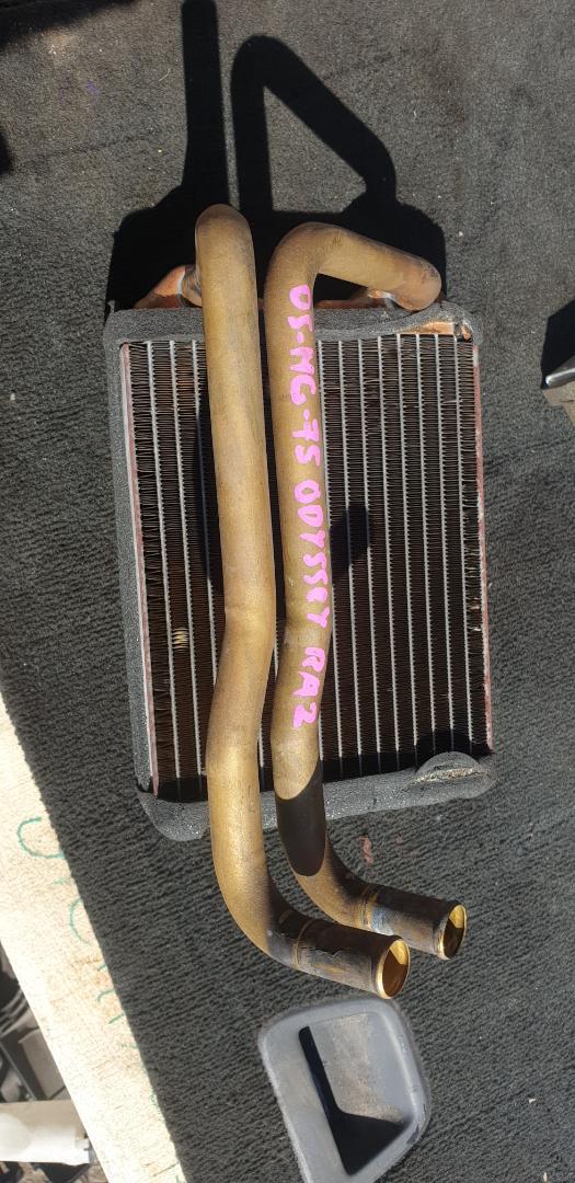 Радиатор печки Honda Odyssey RA1 (б/у)