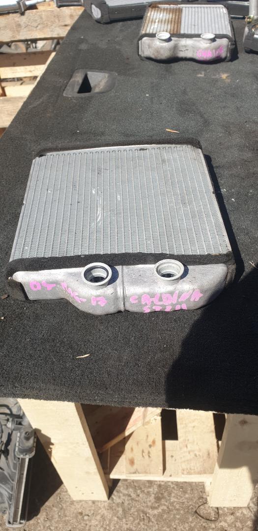 Радиатор печки Toyota Caldina ST210 (б/у)
