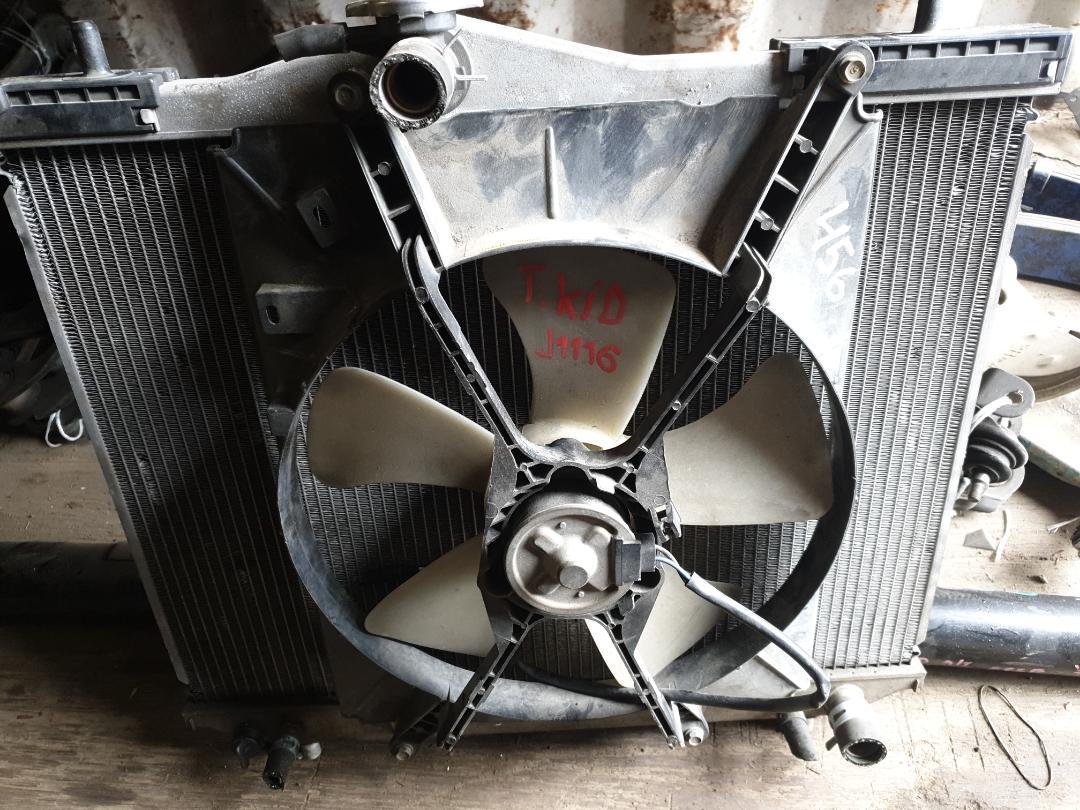 Радиатор двс Daihatsu Terios Kid J131G EF (б/у)
