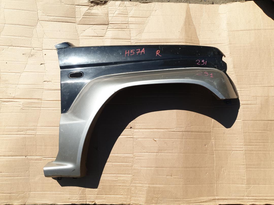 Крыло Mitsubishi Pajero Jr H57A переднее правое (б/у)