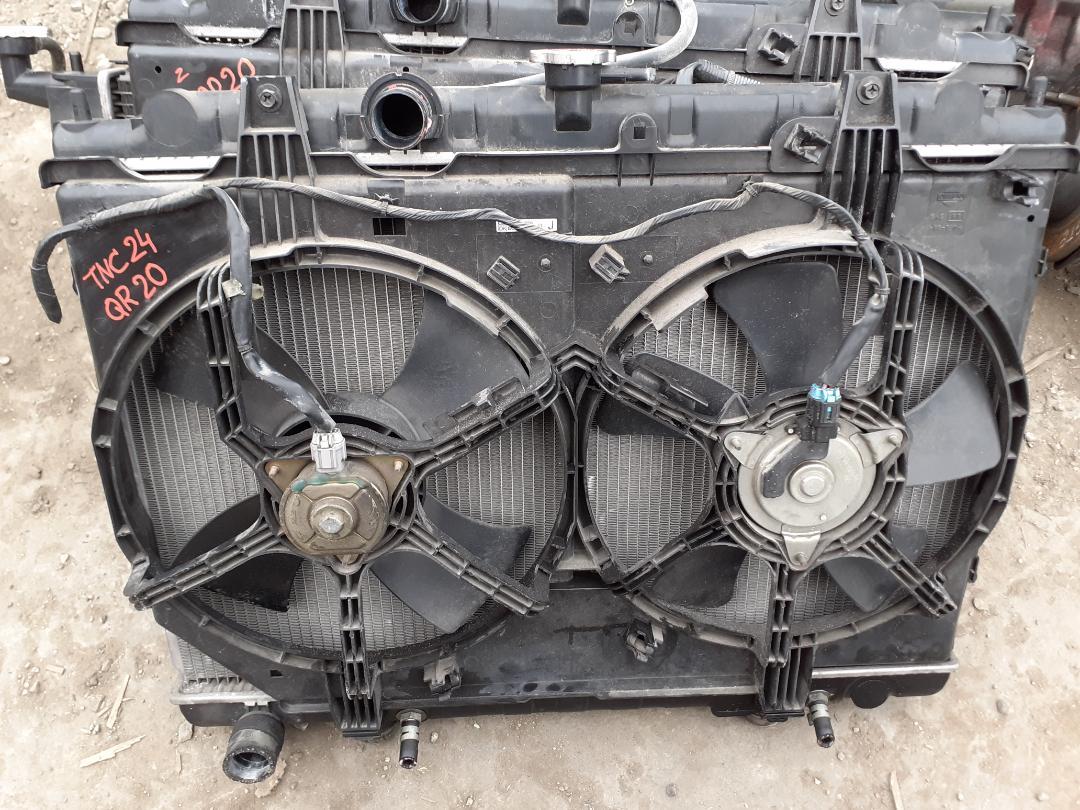 Радиатор двс Nissan X-Trail TC24 QR20 (б/у)