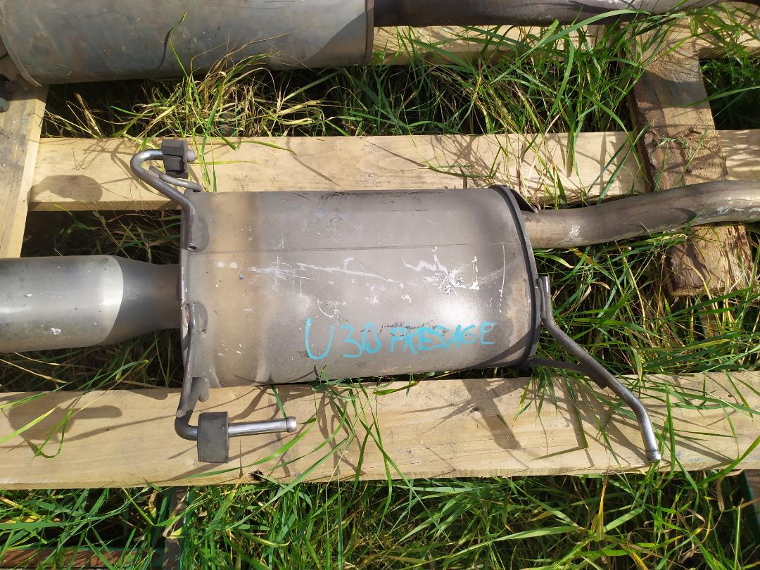 Глушитель Nissan Presage U30 (б/у)