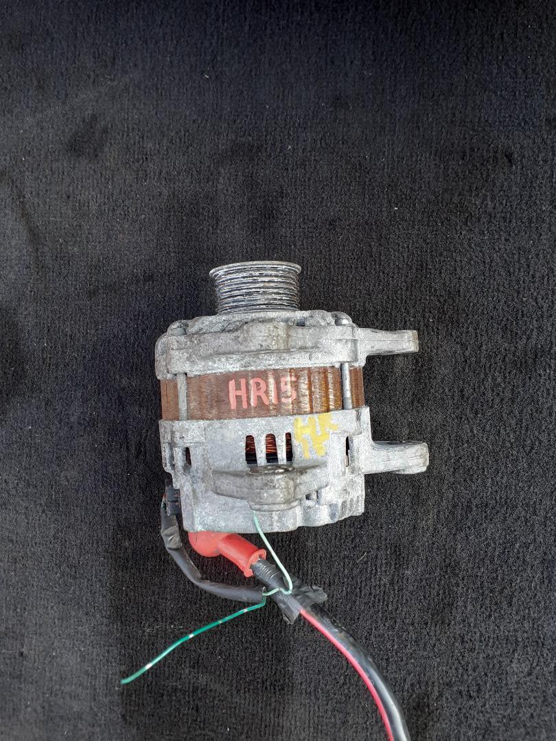 Генератор Nissan HR15 (б/у)
