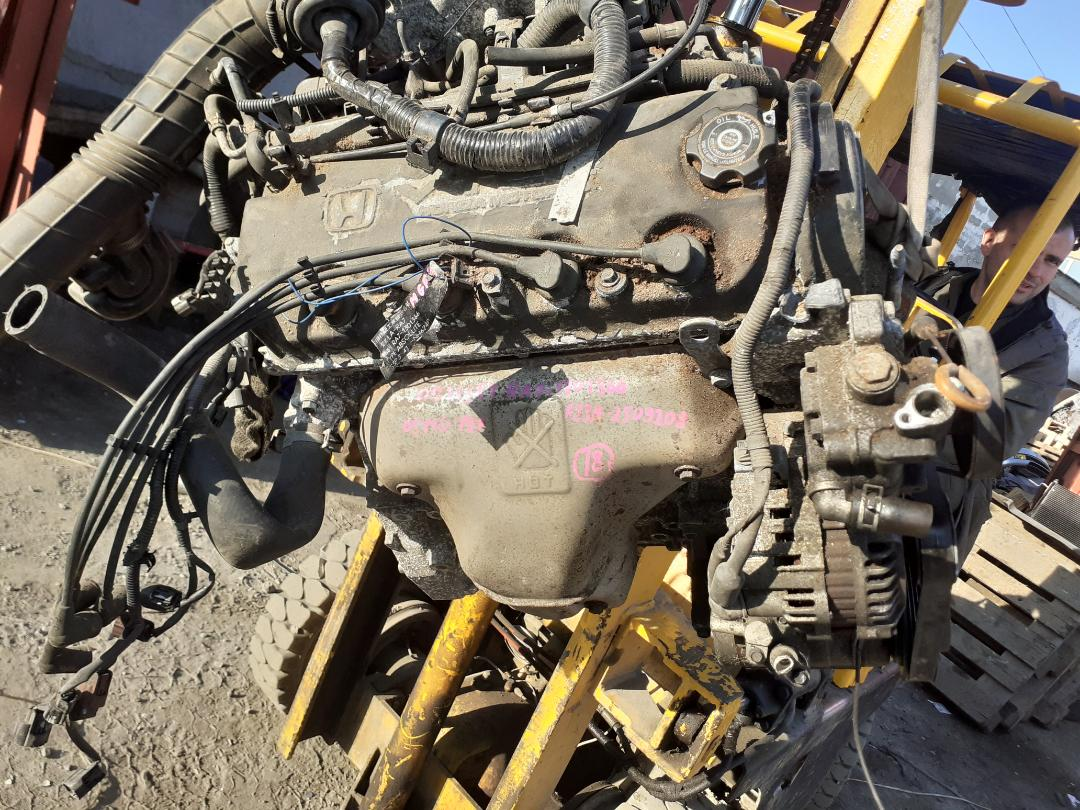 Двигатель Honda Odyssey RA7 F23A (б/у)