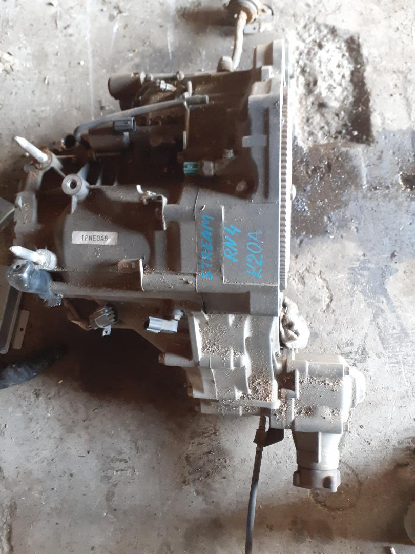 Акпп Honda Stream RN4 K20A (б/у)
