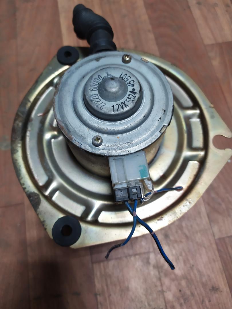 Мотор печки Nissan Caravan VYE24 (б/у)