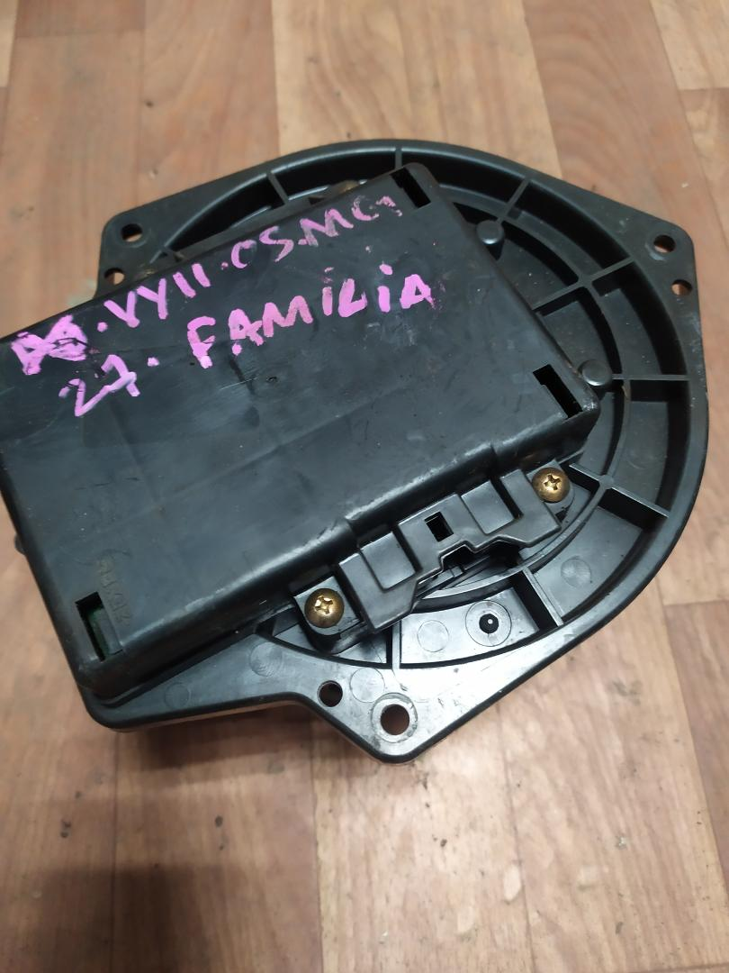 Мотор печки Mazda Familia BVENY11 (б/у)