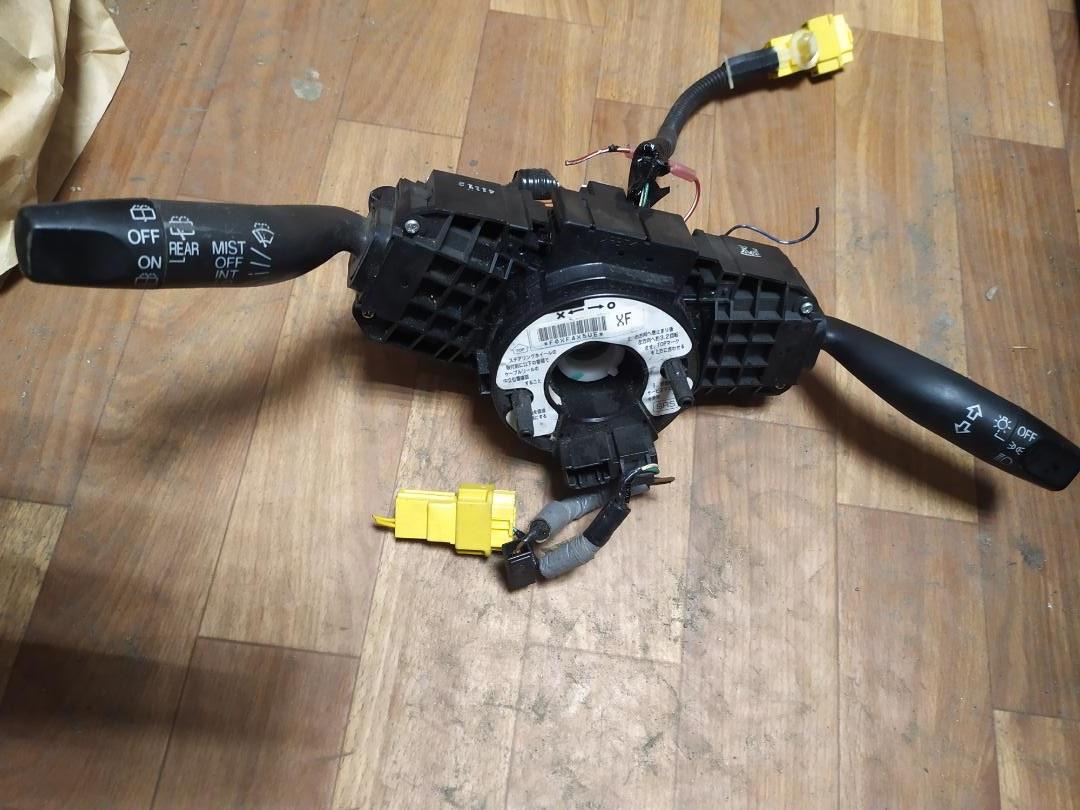 Подрулевой переключатель Honda Fit GD2 (б/у)
