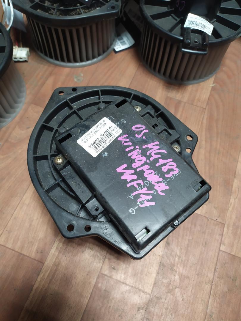 Мотор печки Nissan Serena PC24 (б/у)
