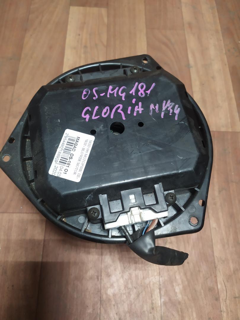 Мотор печки Nissan Elgrand E51 (б/у)